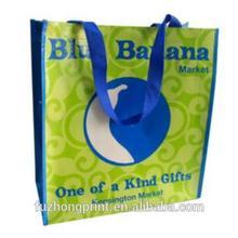 Customized green non woven lamination bag