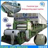 paper notebook making machine, waste paper recycling machine, a4 paper making machine