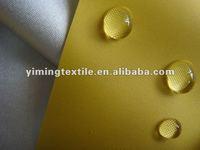 PU,PVC coatedwater proof 190T,180T poly taffeta, polyester oxford fabric
