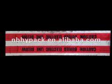 2012 popular in world bright underground warning tape