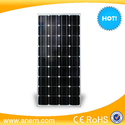 Practical 5W to 250W solar cell price for China supplier