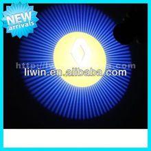new best wireless Car Logo /wireless auto led door lamp/wireless LED Auto door logo lamp for nissan