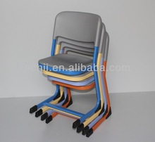 Plastic chair/Stacking student chair/Stacking school study chair