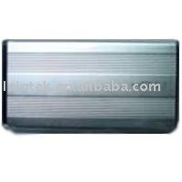 Aluminum sata+IDE 2.5 inch hdd enclosure/HDD case
