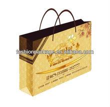 2013 nice design paper gift bag