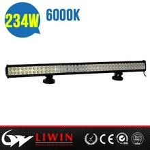 Hot sale Super Bright 234w led light bar for sale military vehicles for sale