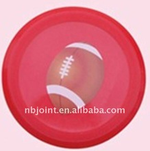 Plastic flying disk/pet toy