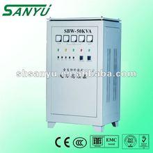 SVC 380V/ 220V SBW power voltage regulator