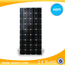 Practical monocrystalline 5W to 250W solar cell price for China supplier