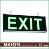 Malon ML-B201 LED Emergency Exit Sign/Emergency Light/Rechargeable LED Lamp