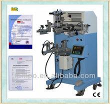 Yüksek kaliteli plastik şişe ekran baskı makinesi fiyatları cam bardak makinesi lc-pa-400e
