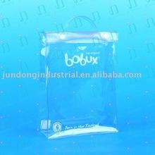 #JD2566 PVC bag for kid shoes / clothing