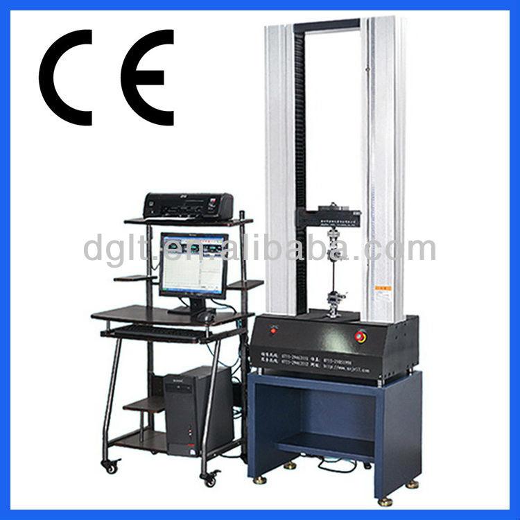 FT-10 Computer control universal testing machine plastic film/universal test machine