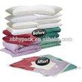 populares en el mundo hermético de alta calidad de plástico ropa almacenamientodebolsas
