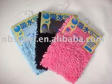 anti-slip microfiber mat