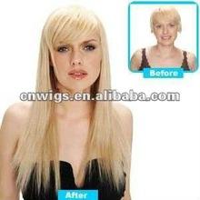 pre-tip hair