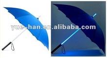 2012 cheap and new fashion auto open straight umbrella