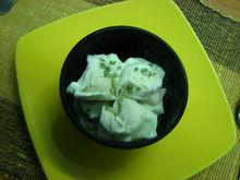Vender: camarón congelado won ton con la sopa