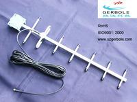 900-1800MHz GSM Wireless Outdoor TV Yagi Antenna