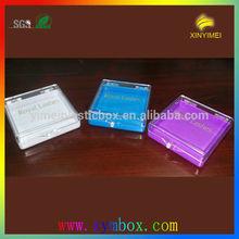 64X60X18MM custom color printing plastic box for False eyelash