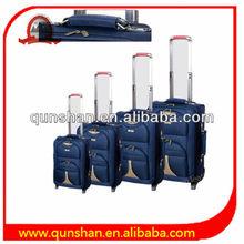 EVA travel luggage,1680D material travel luggage,4 pcs travel luggage