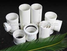 hdpe structured wall pipe of heavy wall