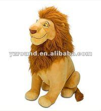 Jumbo The Lion King Mufasa Plush -- 34''