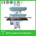 profesional de la camisa automático de la máquina de planchar