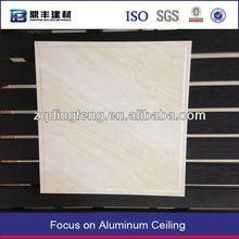 Custom made 600*600 LED blue sky ceiling tile panel ceiling tile manufacturer