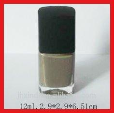 long wearing and fast dry 12ml square shine nail polish
