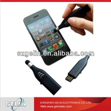 1 to 32GB Capacities 4GB memo pen pen with touch