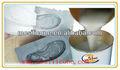 de alta calidad de zapatos en molde de caucho de silicona
