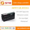 10A MPPT Solar Charge Controller 12V/24V SR-MT,high efficiency mppt Charge Controller