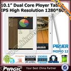 Hot rockchip rk3306 dual core tablet cortex-a9 1.6ghz pc