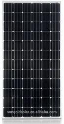 BOSCH mono 300W solar panels