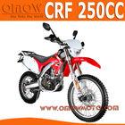 Best Selling CRF 250 4 Valves 250cc Dirt Bike