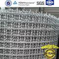 Galvanisé mine tamisage mesh, acier inoxydable square wire mesh, mine de maille de l'écran( usine)