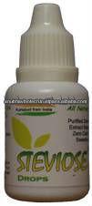 Stevia liquid formulation