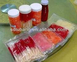 Pickled Sushi Ginger Preserved ginger 1kg/all package