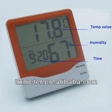Thermometer/ Clock/ Humidity Monitor