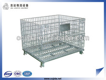 Storage stainless steel wire mesh containers