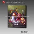 Famosos antigo artesanal de frutas decorativas vida ainda nhf-1303095 pintura a óleo sobre tela