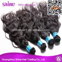 2014 100% Raw Unprocessed Full Cuticle Virgin Cambodian hair