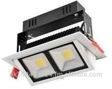LED Rectangle Downlights 28W 3000K