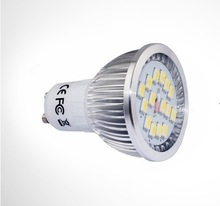 Good quality 5630 15leds 6w 500lm ac85-265v 220v led light mini spot wholesale CE&RoHS certificated