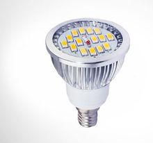 5630 15leds 6w 500lm ac85-265v led spot light garden wholesale CE&RoHS certificated