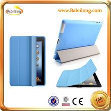 New fashion rotating pu leather case stand holder smart cover case for apple ipad mini ipad air ipad 4 5
