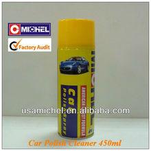 Car Polish Spray