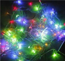 Good quartiy 5m 50leds 7.5w 220v/110v wholesale c6 led christmas lights CE&RoHS certificated