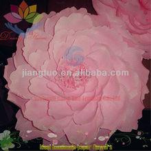 2013 hot deals paper flower decorative screws